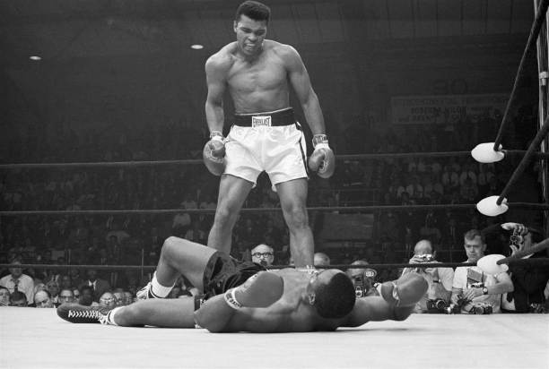 ali rope a dope