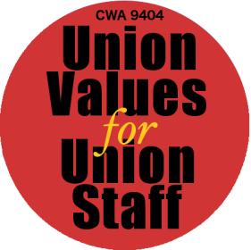 Union values 1